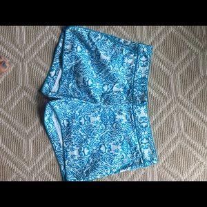Elizabeth McKay shorts